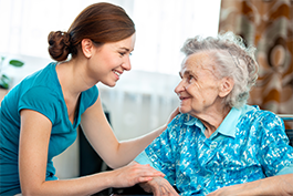 Woman and Senior, Senior Care, Senior Services, Disability Services in Philadelphia, PA